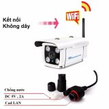Mua Lắp Camera Wifi Yoosee Sieu Net Hd 1280X960 Tặng Thẻ Nhớ Chinh Hang Class 10 Chuyen Dụng Ngoai Trời Bảo Hanh Uy Tin 1 Đổi 1 Yoosee