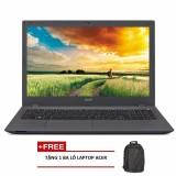 Bán Laptop Acer Aspire E5 576G 54Jq Nx Grqsv 001 I5 8250U 4Gd4 1T5 Dvdrw 15 6Fhd 2Gd5 Mx150 Xam Tặng 1Balo Laptop Acer Hang Phan Phối Chinh Thức Rẻ Trong Bình Thuận