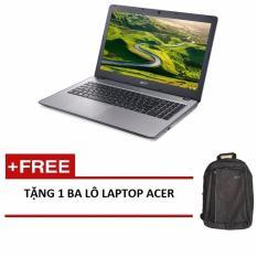 Mua Laptop Acer Aspire F5 573G 55Pj Nx Gd8Sv 004 15 6Inch Bạc Tặng 1 Balo Laptop Acer Hang Phan Phối Chinh Thức Mới Nhất