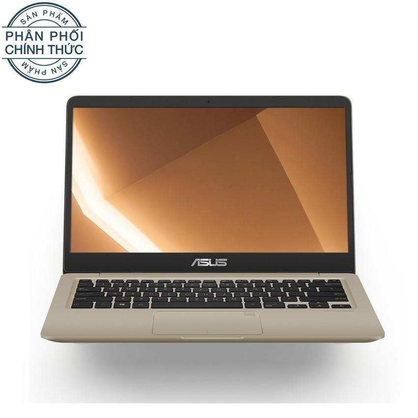 Laptop ASUS S410UA-EB015T 14inch FHD (Vàng) - Hãng phân phối chính thức