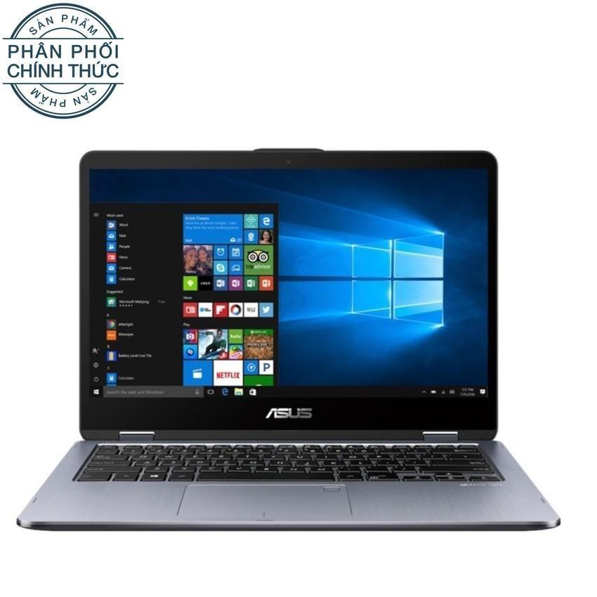 Mua Laptop Asus Tp410Ua Ec429T Core I5 8250U Ram 4Gb Uma 14 Fhd Touch Win 10 Xam Hang Phan Phối Chinh Thức Asus Rẻ