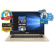 Laptop ASUS ZENBOOK UX430UA-GV261T- GOLD METAL