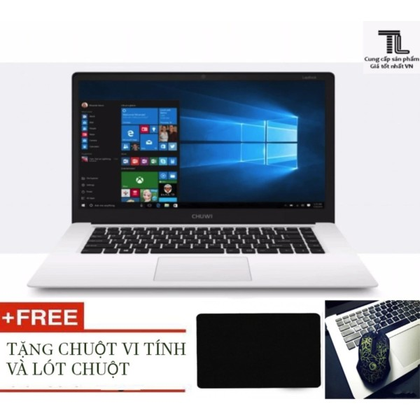 Bảng giá Online Mall Laptop chuwi Ultra-light X5 Gen 8 64bit Z8350 4GRam/64GRom + Tặng Chuột vi tính và Lót chuột Phong Vũ