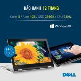 Mua Laptop Dell Inspiron 13 5378 Convertible 2 In 1 Core™ I5 7200U 2 5Ghz 4Gb 256 Ssd 13 3 1920X1080 Touchscreen Bt Win10 Webcam Era Gray Backlit Keyboard Bảo Hanh Dell Việt Nam Toan Quốc Hang Nhập Khẩu Mới Nhất