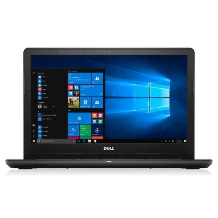 """Laptop DELL Inspiron 3567 70093474 Black Core i5 7200U 2.5Ghz, 4GB, 500GB, AMD R5 M415 2GB, DVDRW, 15.6"""", PCDos - Hàng phân phối chính hãng"""