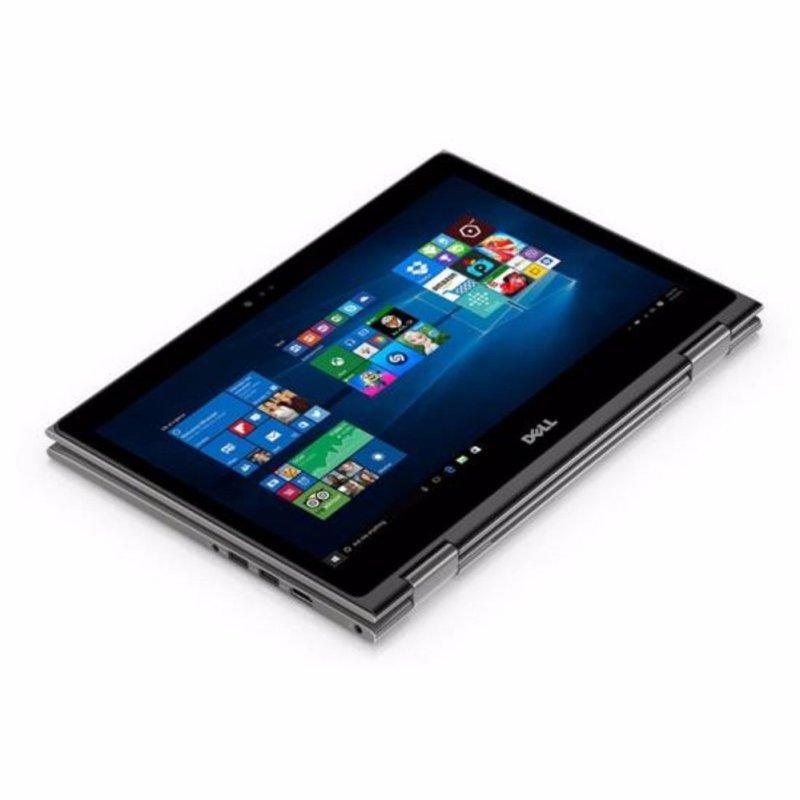 Laptop Dell Inspiron 5368 i3-6100U/8GB/500G/Win10Touch 13.3 inches Xám - Hàng nhập khẩu(tặng túi xách)