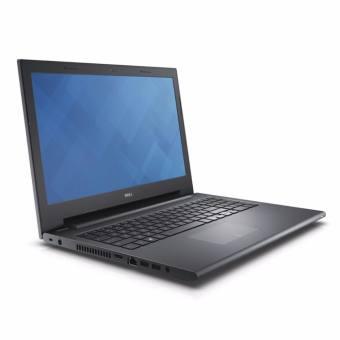 laptop dell inspiron 3443 i5 5200 4g 500gb vga hd 14inch (đen) - hàng nhập khẩu