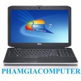 Giá Bán Laptop Dell Latitude E5530 Core I5 Ram3 4G 320G 15 6In Đen Hang Nhập Khẩu Tặng Balo Chuột Wireless Nhãn Hiệu Dell