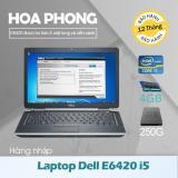 Laptop Dell Latitude E6420 Core i5 2520/4G/HDD 250G/VGa HD/Màn 14 inch - Hàng nhập khẩu