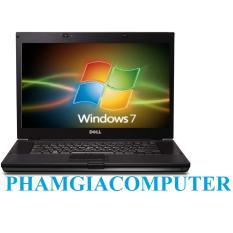 Laptop Dell Latitude E6510 Core I7 620M Ram3 4G Hdd 320G 15 6In Hang Nhập Khẩu Bạc Tặng Cặp Balo Chuột Wireless Mới Nhất