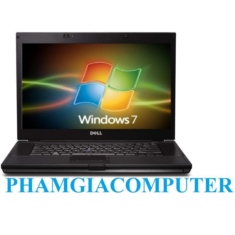 Bảng giá Laptop Dell Latitude E6510 Core i7 620M Ram 4G SSD Intel 180G 15.6in - Tặng cặp Balo + Chuột wireless Phong Vũ