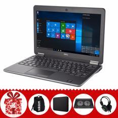 Laptop Dell Latitude E7240 Cảm Ứng ( i5-4300U, 12.5inch, 16GB, SSD 480GB ) + Bộ Quà Tặng - Hàng Nhập Khẩu