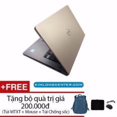 Ôn Tập Laptop Dell Vostro 5468 I7 7500U 14Inches Tặng Balo Chuột Tui Chống Sốc Hang Nhập Nhập