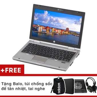 Laptop HP EliteBook 2560p ( i5-2520M, 12.5inch, 16GB, SSD 120GB ) + Bộ Quà Tặng - Hàng Nhập Khẩu