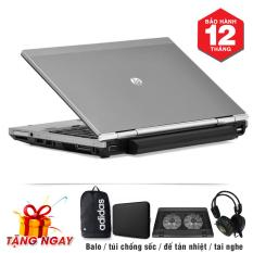 Hình ảnh Laptop HP EliteBook 2560p( i5-2520M, 12.5inch, 4GB, HDD 500GB ) + Bộ Quà Tặng - Hàng Nhập Khẩu