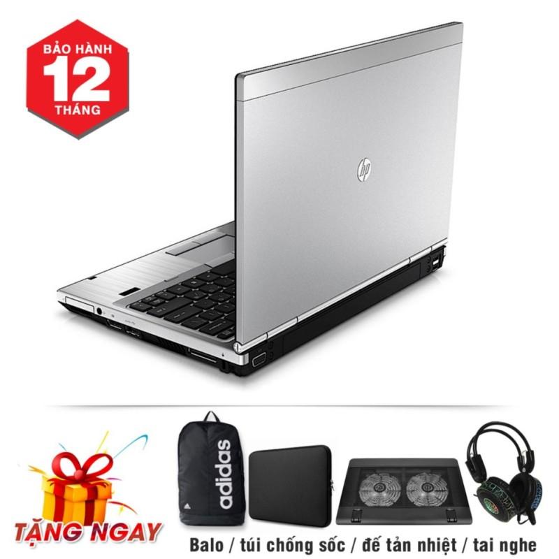 Laptop HP EliteBook 2560p ( i5-2520M, 12.5inch, 8GB, HDD 500GB ) + Bộ Quà Tặng - Hàng Nhập Khẩu
