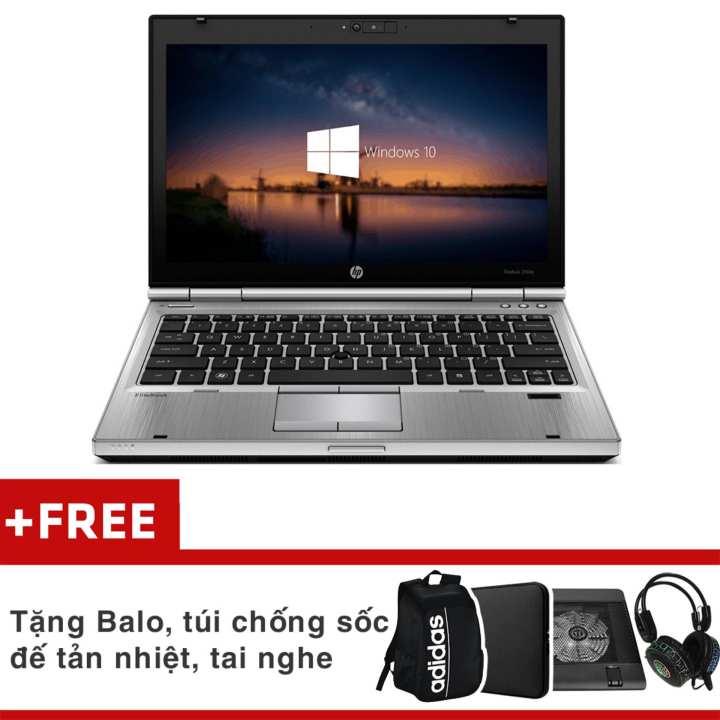 Laptop HP EliteBook 2560p( i5-2520M, 12.5inch, 8GB, SSD 120GB ) + Bộ Quà Tặng - Hàng Nhập Khẩu