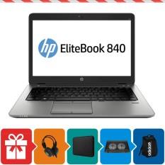 Laptop HP Elitebook 840 G1 ( i5-4300U, 14inch, 16GB, SSD 120GB, HDD 1TB ) + Quà Tặng - Hàng Nhập Khẩu