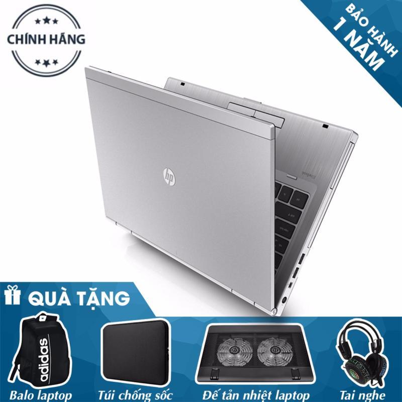 Laptop HP EliteBook 8460p ( i5-2520M, 14inch, 8GB, HDD 500GB ) + Bộ Quà Tặng - Hàng Nhập Khẩu