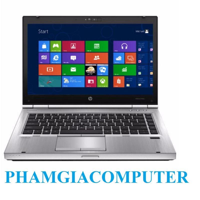 Laptop HP Elitebook 8470p Core i5 3210 Ram3 4G HDD 250G Vỏ hợp kim Nhôm trắng nguyên khối- Hàng Nhập Khẩu-Tặng Balo, Chuột  Wireless.
