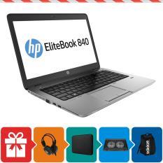 Laptop HP Elitebook 840 G1 ( i7-4600U, 14inch, 8GB, SSD 480GB ) + Quà Tặng - Hàng Nhập Khẩu