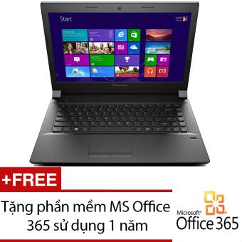 Laptop Lenovo B40-70 59429750 i5-4210U Processor 14inch (Đen) + Tặng phần mềm MS Office 365 sử dụng 1 năm