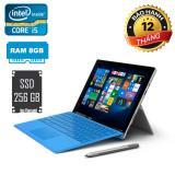 Ôn Tập Laptop Microsoft Surface Pro 4 Core I5 Ram 8Gb Ssd 256Gb Fullhd Hang Nhập Khẩu
