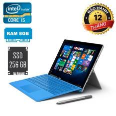 Giá Bán Rẻ Nhất Laptop Microsoft Surface Pro 4 Core I5 Ram 8Gb Ssd 256Gb Fullhd Hang Nhập Khẩu