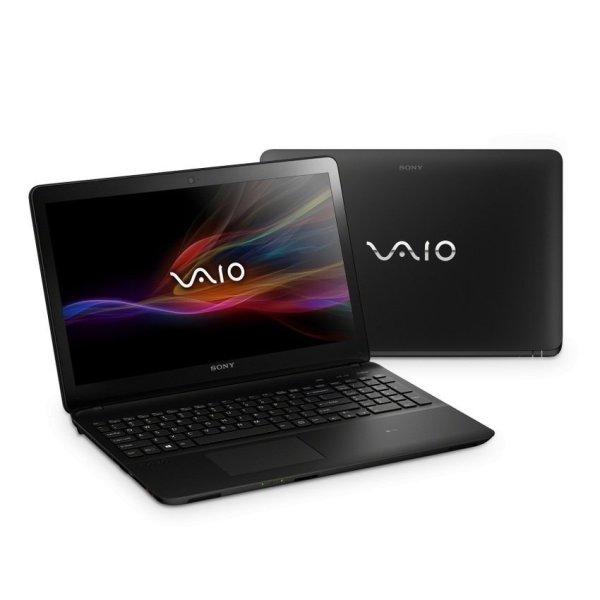 Bảng giá Laptop Sony SVF15 i5 4200u -Vga 2g 15.6 inch (Đen) – Hàng nhập khẩu Phong Vũ