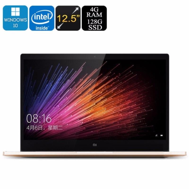 Laptop Xiaomi Mi Notebook Air 12.5 inch Kim Nhung (Vàng) – Hàng nhập khẩu