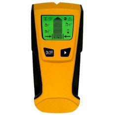 Hình ảnh LCD AC Live Wood Metal Stud Center Finder AC Live Wire Detector Metal Scanner - intl