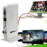 MÀN HÌNH LCD VGA TIVI Ngoài MÁY TÍNH HỘP Kỹ Thuật Số Chương Trình Thu Bắt Sóng ULTRA HD 1080 p + Loa-quốc tế