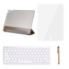 Bao da Thông Minh Với Bàn Phím Bluetooth Ốp Lưng iPad Air 2- quốc tế