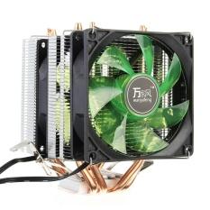 Chắc bạn cũng thích Quạt Tản Nhiệt Làm Mát CPU Có Đèn Led Dành Cho LGA 1155 775 AMD Màu Xanh Lá-Quốc tế