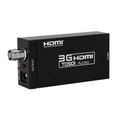 Hình ảnh Bộ Chuyển Đổi Adapter Leegoal Tendak HDMI Sang SDI Video BNC SDI/HD-SDI/3G-SDI Hỗ Trợ 1080P Dành Cho Camera Rạp Phim Tại Nhà - Quốc tế