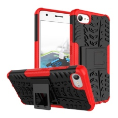 Lenovo ZUK Z2 Case, Kunpon Tire Kickstand Stand Hybrid Tough Rugged Armor Outdoor Style Dual