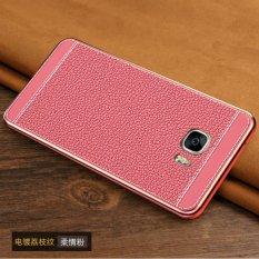 Chắc bạn cũng thích Litchi pattern Back Cover Case For Samsung Galaxy C9 Pro(Pink