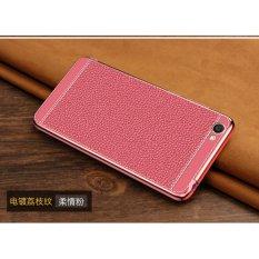 Chắc bạn cũng thích Litchi pattern Back Cover Case For VIVO Y55(Pink) -