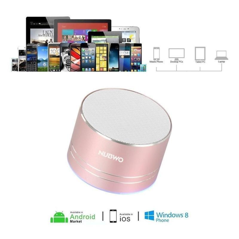 Loa bluetooth 2017, tại sao gọi là bluetooth - Bluetooth Speakers Nubwo A2 Pro  - Có rung, âm thah cực mạnh - Mã 102