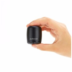 Loa Bluetooth BT siêu nhỏ kiêm nút selfie Dodocool DA84