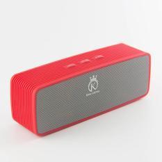 Hình ảnh Loa Bluetooth đa năng hỗ trợ thẻ nhớ, đài FM KING CROWN JC-170