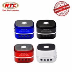 Loa Bluetooth Đa Năng Wster Ws 201Bt Rẻ