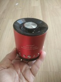 Giá Bán Loa Bluetooth Đa Năng Wster Ws 633Bt Đỏ Trực Tuyến