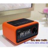 Giá Bán Loa Bluetooth Đai Fm Radio Đồng Hồ Bao Thức Loci Smartlife None