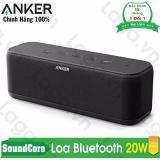 Giá Bán Loa Bluetooth Di Động Anker Soundcore Boost Speaker 20W A3145H11 Hang Phan Phối Chinh Thức Mới