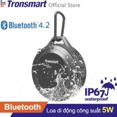 Ôn Tập Loa Bluetooth Di Động Tronsmart Element T4 Portable Hang Phan Phối Chinh Thức Trong Hồ Chí Minh