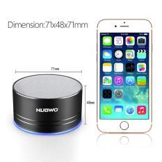 Giá Bán Loa Bluetooth Đổi Mau Loa Khong Day Bluetooth Macbook Nubwo A2 Pro Dc 5V Am Thanh Đỉnh Cao Kích Thước Sieu Nhỏ Mã 26 Có Thương Hiệu