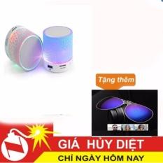 Cửa Hàng Loa Bluetooth Hld 600 Đen Led Nhay Theo Nhạc Trắng Tặng Kinh Trang Gương Rẻ Nhất
