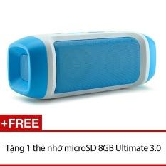 Giá Bán Loa Bluetooth Jy 23 Đa Chức Năng Xanh Tặng 1 Thẻ Nhớ Microsd 8Gb Ultimate 3 Nguyên