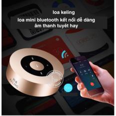 Loa Bluetooth Keling A8 Khong Day Kết Nối Vi Tinh Bluetooth Thẻ Nhớ Thanh Khang Cảm Ứng Thong Minh Mau Vang 014000002 Mới Nhất